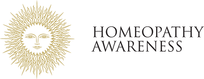 homeopathy awareness logo
